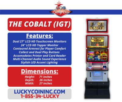 GA COAM-The Cobalt IGT