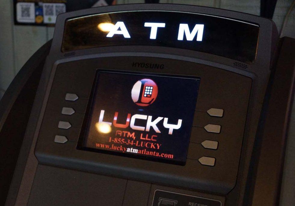 Atlanta ATM Rental Services-Lucky