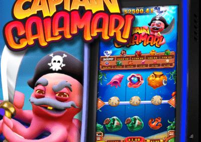 Banilla-Captain Calamari