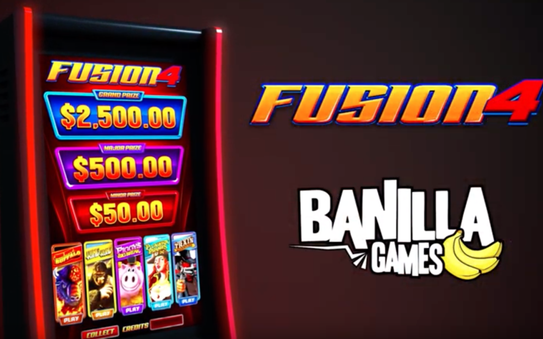 Banilla Diamond Skill Games Fusion 4
