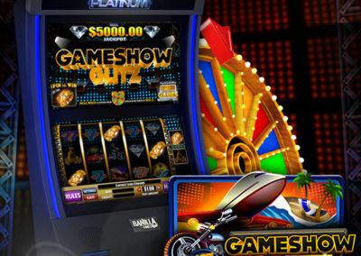 Banilla-Gameshow Glitz
