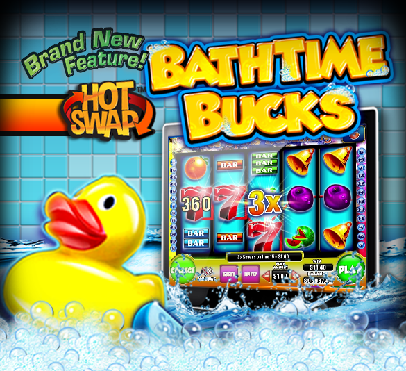 Bathtime Bucks