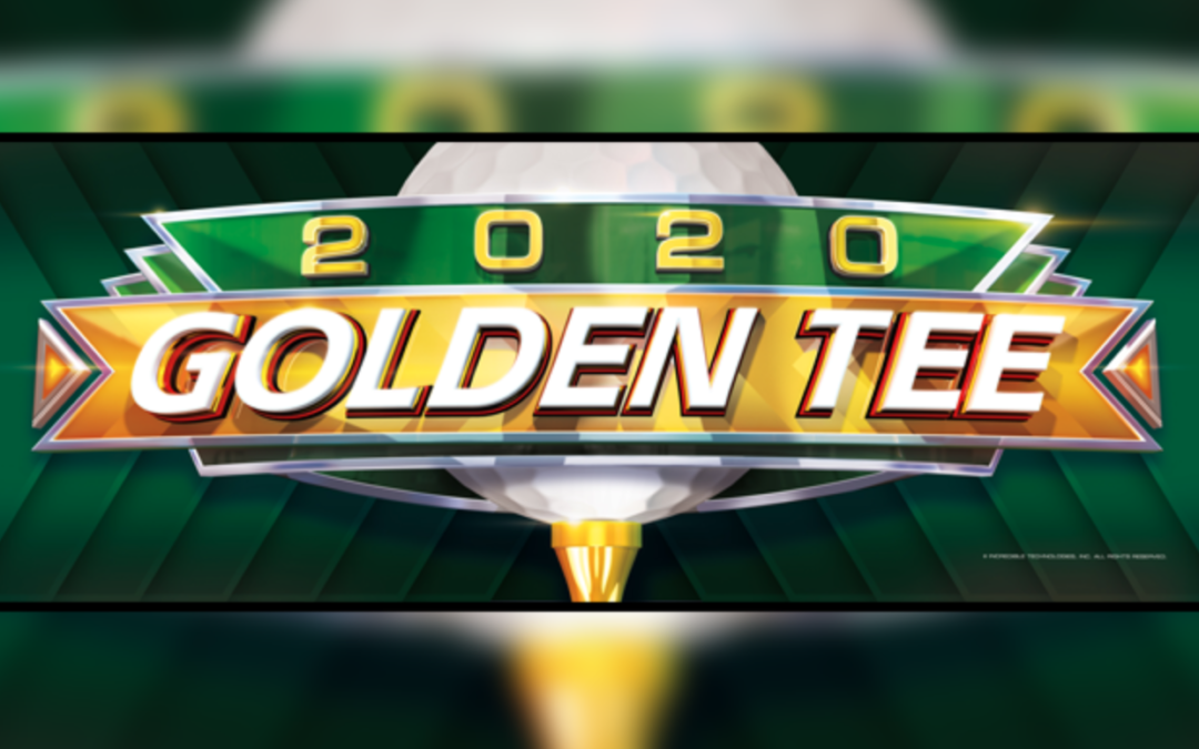 Golden Tee Live 2020 Preview