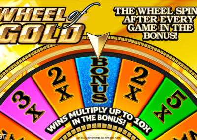 IGT-Wheel of Gold