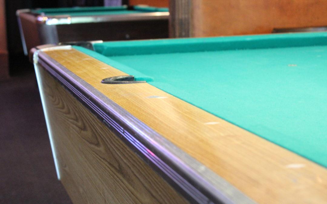 Pool Table Rental Near Me