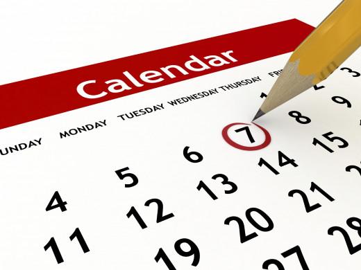 Important June-September 2018 GA COAM Dates