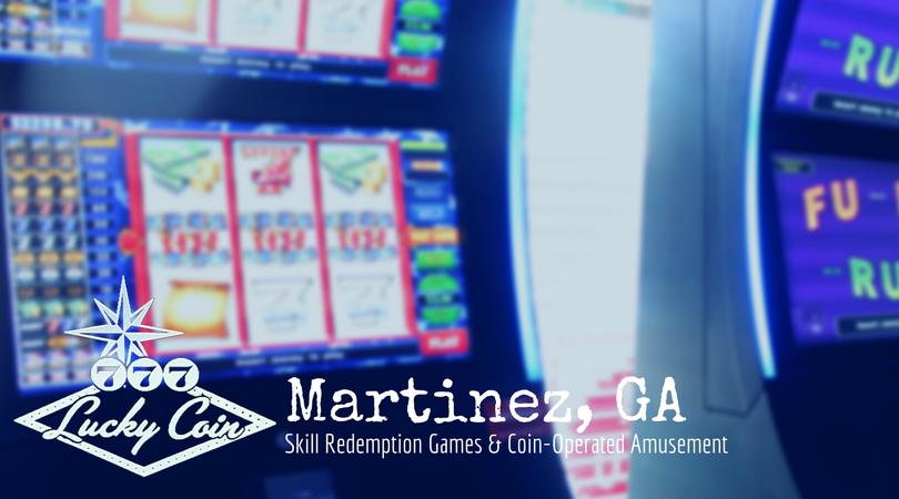 Martinez, GA Skill Redemption Games