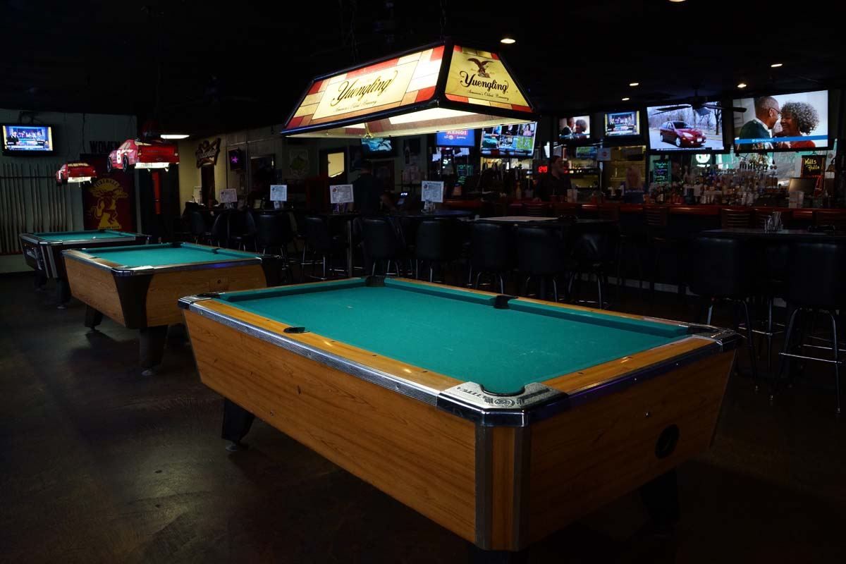 Pool Table Bar 2