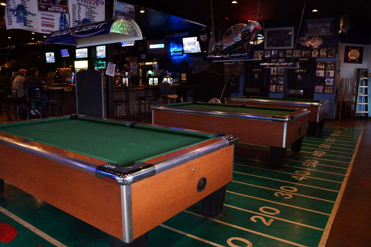 Charming Pool Table Bar 340 Slide
