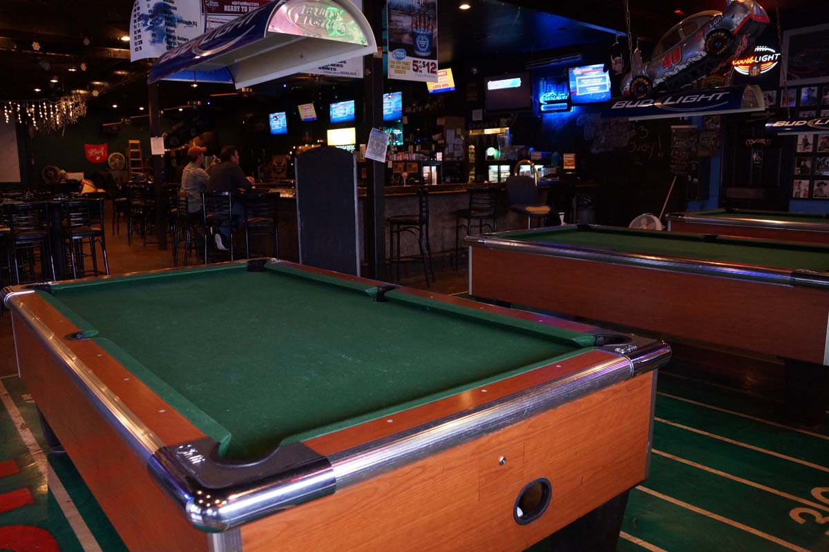 Pool Table Bar 358