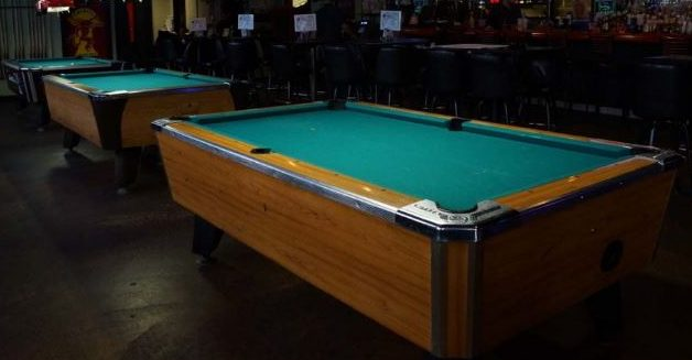 Georgia Coin Operated Pool Table Rental Lucky Coin Inc