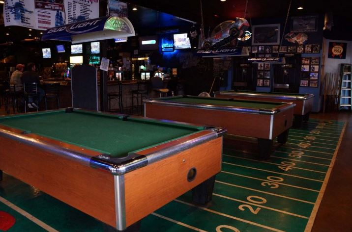 North Carolina Coin Operated Pool Table Rental Lucky Coin Inc