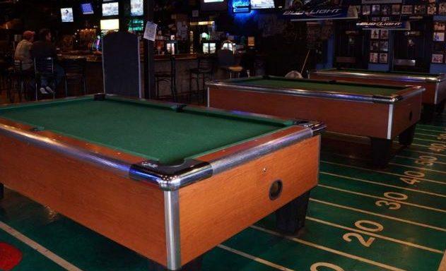 Georgia Pool Table Rental
