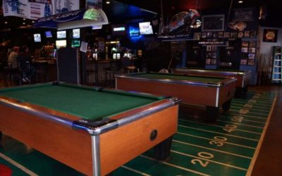 Birmingham, Alabama Coin Operated Pool Table Rental