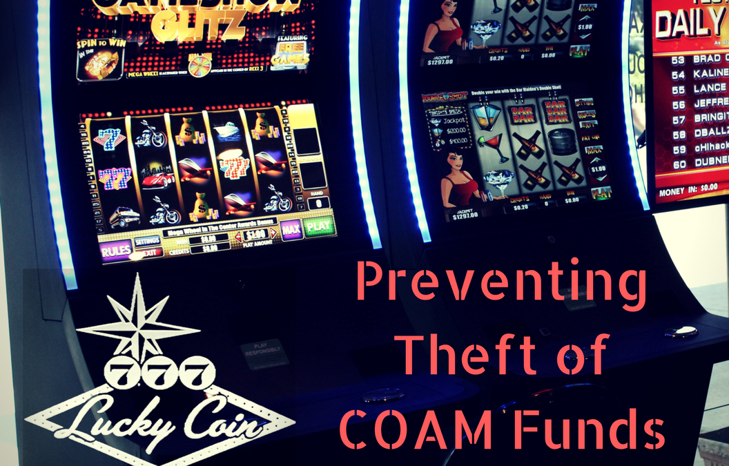 Preventing Theft of COAM Funds