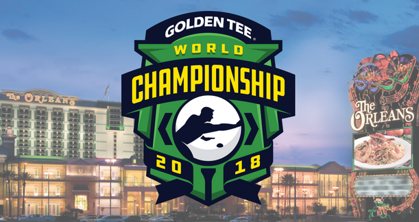 The Golden Tee Live World Championship 2018